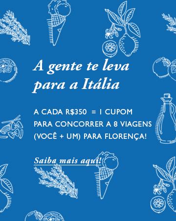 Promoção Viagem para Itália - Florença