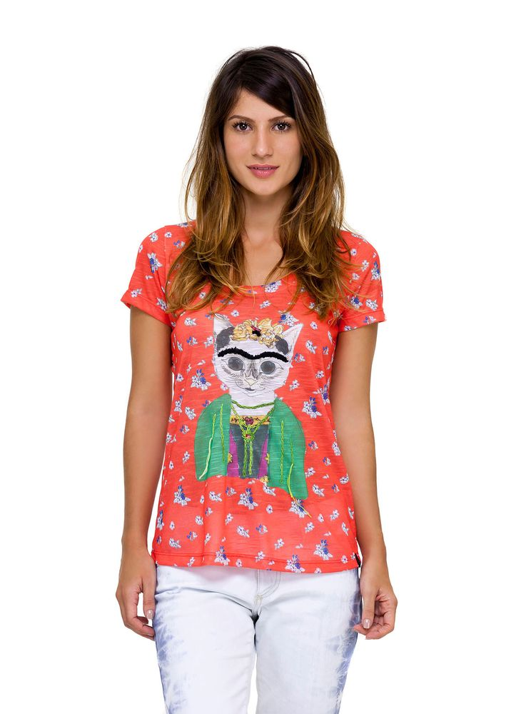 507782_0166_1_M_T-SHIRT-SILK-FRIDA-CAT-SUBLIMACAO
