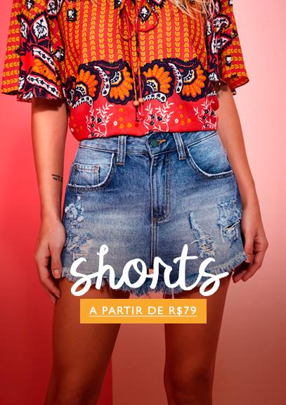 shots, curto, jeans, sarja, cintura alta