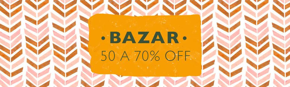 Melhor do Bazar 50% a 70% Off Mobile