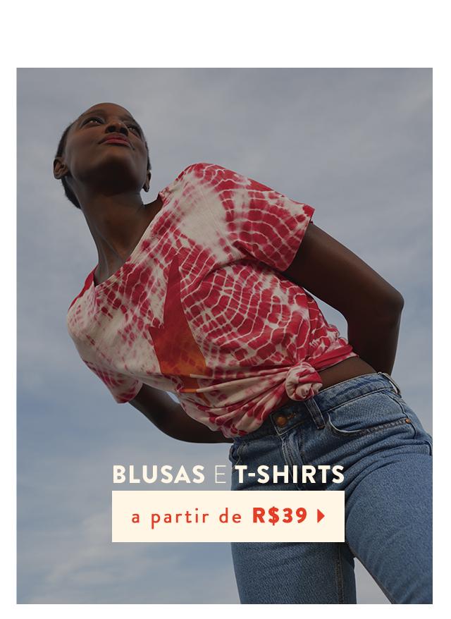 Blusas e T-shirts - desktop