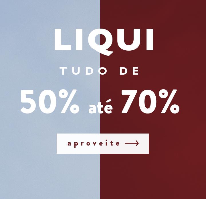 Liqui - até 60% OFF
