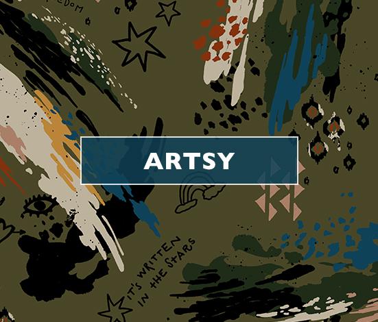 banner-slide duplo - estampas - Artisty - mobile