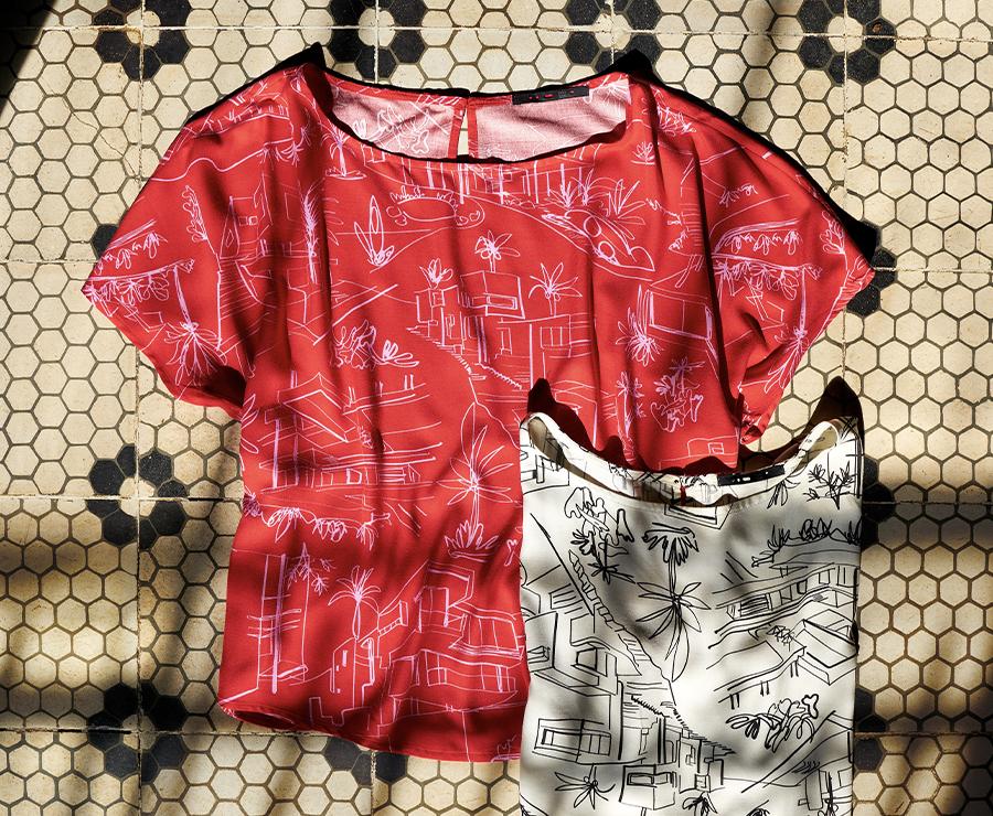 Blusas e Tshirts 2